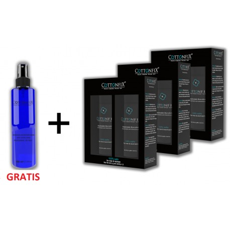 ONE YEAR PACK EXCLUSIVE 56 gr x 3 + SPRAY GRATIS